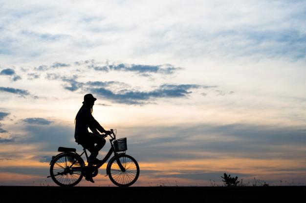 Husk cykellygterne her om vinteren