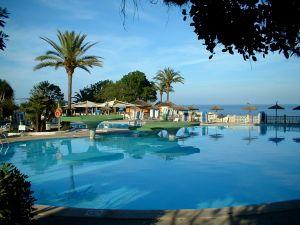 I feriebolig i Sydspanien