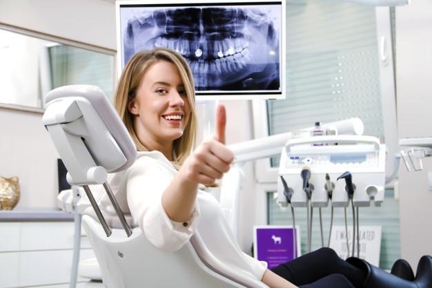 Min tandlæge ligger i København