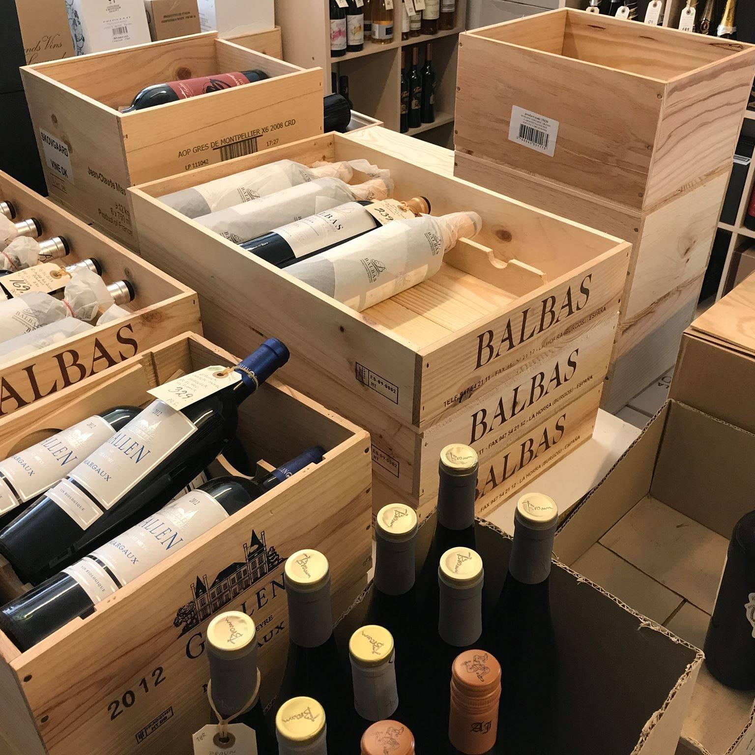 Kan vin blive for gammel