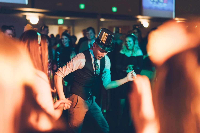 Bliv den bedste til at finde underholdning til firmafesten