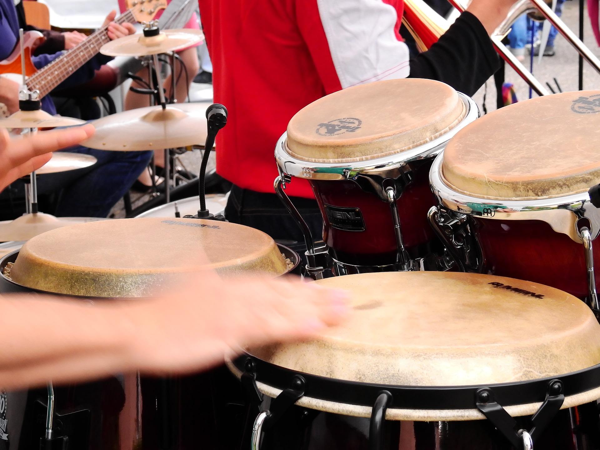 Trommer: et meget vigtigt instrument