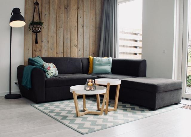 En modulsofa: en skræddersyet sofa